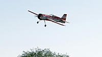 Name: DSC05685.jpg Views: 47 Size: 154.4 KB Description: The Sukhoi comes by low and slow.