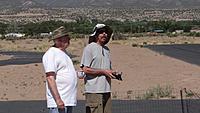 Name: DSC05806.jpg Views: 55 Size: 295.9 KB Description: Daren (right) takes on test pilot duties for Pawnee owner Pat (left).