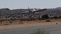 Name: DSC05813.jpg Views: 49 Size: 237.2 KB Description: The Pawnee comes in for a nice landing and successful maiden.