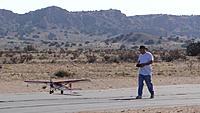 Name: DSC05718.jpg Views: 41 Size: 284.4 KB Description: Pat takes the four-wheel plane for a walk.