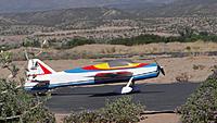 Name: DSC05938.jpg Views: 45 Size: 134.8 KB Description: A pretty, long fuselage on this pattern ship.