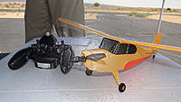 Name: DSC06078.jpg Views: 47 Size: 286.9 KB Description: Orval's Cub gets charged up.