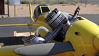 Name: DSC06050.jpg Views: 50 Size: 229.8 KB Description: Ross's Rockwell Mustang was flying.