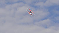 Name: DSC06242.jpg Views: 47 Size: 39.2 KB Description: The Seagull Christen Eagle heads for the clouds.