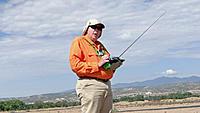 Name: DSC06311.jpg Views: 42 Size: 228.0 KB Description: Gary had his Stingray in the air.