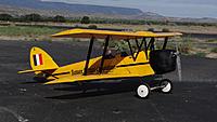 Name: DSC07738.jpg Views: 45 Size: 282.7 KB Description: The Tiger Moth taxis out.