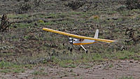 Name: DSC07677.jpg Views: 45 Size: 146.3 KB Description: Jerry's Eagle comes in for a smooth landing.