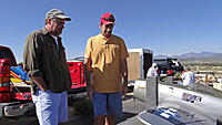 Name: DSC07964.jpg Views: 45 Size: 277.6 KB Description: Ross (left) and Ray see if a 4-stroke can run sans a fuel pump.