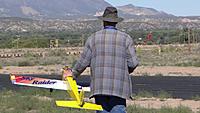 Name: DSC08012.jpg Views: 32 Size: 291.3 KB Description: Randy readies the Sky Raider for flight.