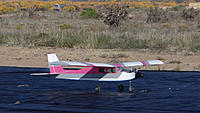 Name: DSC08540.jpg Views: 55 Size: 290.7 KB Description: The family trainer lines up on the runway.