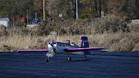 Name: DSC08683.jpg Views: 55 Size: 267.6 KB Description: Art gets her lined up for takeoff.