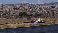 Name: DSC08755.jpg Views: 49 Size: 133.0 KB Description: Ross's Skybolt comes in for a landing.