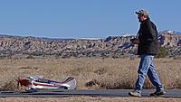 Name: DSC09701.jpg Views: 41 Size: 132.6 KB Description: The biplane taxis out.