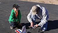 Name: DSC09811.jpg Views: 38 Size: 272.9 KB Description: John (left) and Ray prepare for flight.