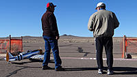 Name: DSC00258.jpg Views: 68 Size: 278.9 KB Description: Ray (left) watches as Juan taxis out.
