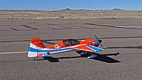 Name: DSC00283.jpg Views: 64 Size: 141.0 KB Description: This sharp Yak taxis down the runway.