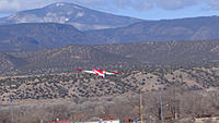 Name: DSC00679.jpg Views: 38 Size: 232.0 KB Description: The Tucano takes off on its maiden.