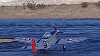 Name: DSC00672.jpg Views: 36 Size: 129.5 KB Description: Ruben's P-51 prior to maiden flight.