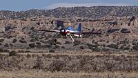 Name: DSC01145.jpg Views: 37 Size: 308.2 KB Description: Art brings in the Yak for a nice landing.
