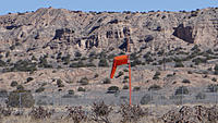 Name: DSC01407.jpg Views: 36 Size: 376.5 KB Description: If you were able to stick it out, this is what the windsock looked like in the afternoon.