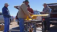 Name: DSC01313.jpg Views: 47 Size: 283.5 KB Description: From left, Jack, Art, and Randy assist Juan during his preflight checks.