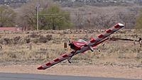 Name: DSC01991.jpg Views: 40 Size: 293.3 KB Description: Pat shows proper use of the crosswind runway.
