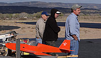 Name: DSC02046.jpg Views: 42 Size: 274.7 KB Description: (l-r) Jerry, Daren and Ross watch flight activities.