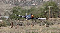 Name: DSC02810.jpg Views: 40 Size: 184.2 KB Description: Ross's P-51 comes in for a landing.