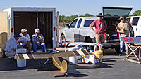 Name: DSC03833.jpg Views: 40 Size: 288.2 KB Description: Pilots taking a break in the pits include (l-r) Jerry, Ross, Jack, Randy and Pat.