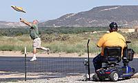 Name: DSC05114.jpg Views: 52 Size: 353.8 KB Description: Tom launches Ruben's Hog Wild.