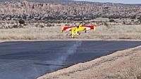 Name: DSC08215.jpg Views: 23 Size: 248.9 KB Description: The ProX leaves the runway.