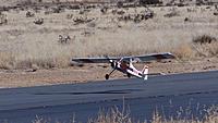 Name: DSC08003.jpg Views: 25 Size: 284.8 KB Description: Ruben leaves terra firma with his Ibis.
