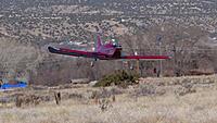 Name: DSC08381.jpg Views: 23 Size: 321.2 KB Description: Pat brings his Slow Poke in for a landing.