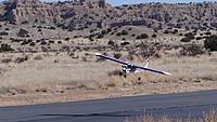 Name: DSC08472.jpg Views: 29 Size: 322.7 KB Description: Tom comes in for a soft landing.