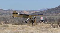 Name: DSC08645.jpg Views: 25 Size: 215.4 KB Description: Jack's Giant Stick comes down the runway.