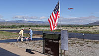 Name: DSC00142.jpg Views: 35 Size: 186.2 KB Description: We flew the flag in honor of those who died in service to their nation.