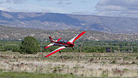 Name: DSC00151.jpg Views: 32 Size: 174.1 KB Description: Ray's Tucano flew well today.