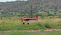 Name: DSC01877.jpg Views: 38 Size: 345.0 KB Description: Pat's four wheel plane comes back down to earth.