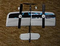Name: Twirl Tiny with Ember wing_Picture 114.jpg Views: 9 Size: 314.7 KB Description: Oversize wing added to unburden motor.