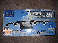 C-17 packaged well and arrived without damage.