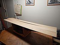 Name: Schooner Anna-deck boards-A.JPG Views: 10 Size: 432.7 KB Description: fit the outer boards, leave gap down center line