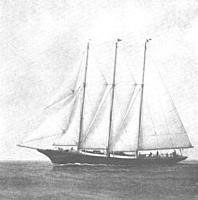 Name: unknown staysail schooner.jpg Views: 10 Size: 173.4 KB Description: today's inspirational schooner photo.