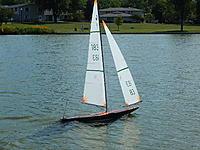 Name: Ken Young's J Boat # 183-Aug 2015 007.jpg Views: 129 Size: 482.8 KB Description: J boat quarter wakes--big water, big fun.