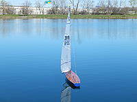 Name: Don Zielinski maiden sail of SB#2018 003.jpg