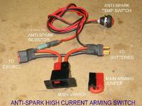 t2278809 105 thumb ANTI SPARK MAXI SWITCH?d=1231912737 high current arming switch w spark arrestor rc groups  at fashall.co