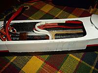 Name: SIREN (3).jpg Views: 89 Size: 298.3 KB Description: Where I ran motor wires