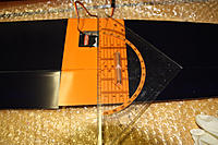 Name: 20120405_073342_IMG_2478.jpg Views: 342 Size: 214.8 KB Description: mark the point where to place the linkage; servo MKS DS-450