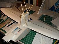 Name: PeteShrimp10.JPG Views: 141 Size: 240.4 KB Description: Fitting the motor pod