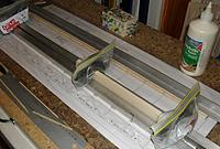 Name: StellarPete35.JPG Views: 15 Size: 422.2 KB Description: All glued and waiting for the aliphatic glue to dry.