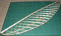 Name: StellarPete38.JPG Views: 21 Size: 585.7 KB Description: The fancy tips went together nicely and I followed the instructions to use CA on the joints. The square laser cutting makes untidy joints where the spars slot in, and at the root ribs, but all seems strong enough.